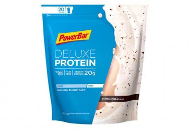 Boisson Protéinée PowerBar Deluxe Protein Stracciatella 500 g