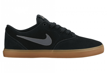 Nike SB Check Solarsoft Shoes Black