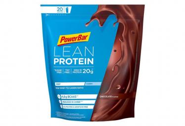 Boisson Protéinée PowerBar Lean Protein Chocolat 500 g