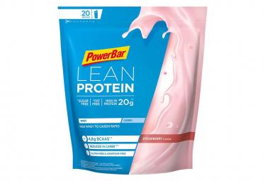 Boisson Protéinée PowerBar Lean Protein Fraise 500 g
