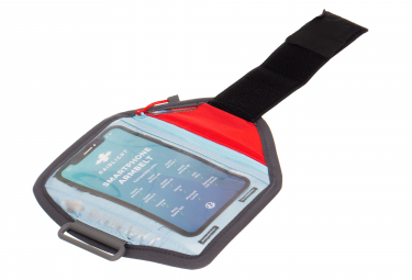 Raidlight ARMBAND Red Blue