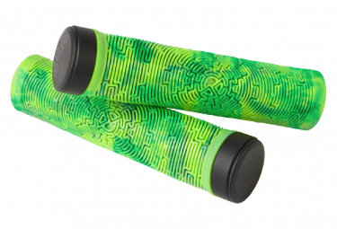 Grips Dartmoor Maze 130mm Space Forest / Vert