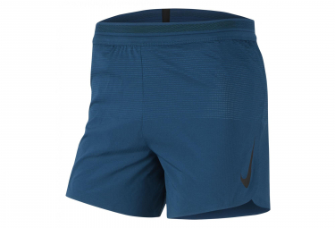 Nike Split Short Aeroswift 13cm Blue Men