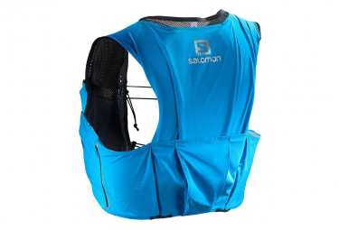 Sac Hydratation Salomon S/Lab sense Ultra 8 Set Bleu