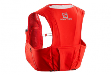 Salomon Bag S-Lab Sense Ultra 8 Racing Set Rosso