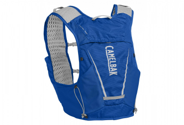 Sac Hydratation Camelbak Ultra Pro Vest + 2 flasques 500mL Bleu / Gris