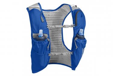 Sac Hydratation Camelbak Ultra Pro Vest + 2 flasques 500mL Bleu / Gris