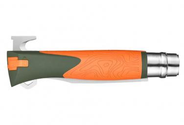 Couteau Pliable Opinel N°12 Explore Orange