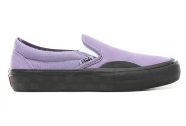 Vans Shoes Slip-On Lizzie Armanto Purple