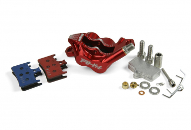 Hope RX4 Caliper Red