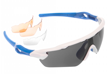 Neatt NEA00307 Glasses White Blue - 4x Lenses