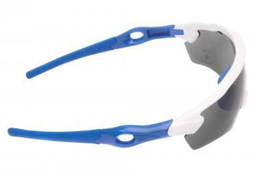 Paire de Lunettes Neatt Blanc Bleu - 4 Écrans