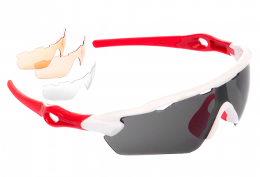 Neatt NEA00308 Glasses White Red - 4x Lenses