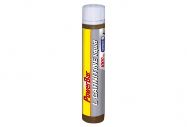 PowerBar L-Carnitine Liquid Dietary Supplement 25 ml