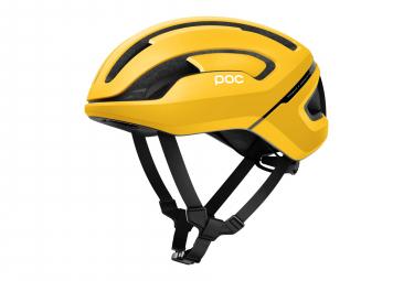 Poc Omne Air Spin Helmet Sulphite Yellow Matt