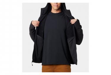 Veste Mountain Hardwear Keele Hoody Noir