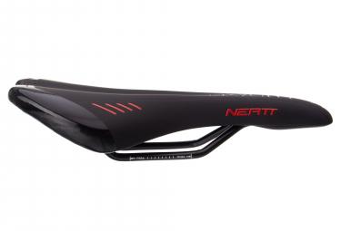 Neatt Oxygen Saddle Black Red