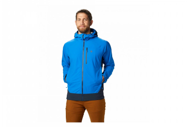 Veste Mountain Hardwear Stretch Ozonic Altitude Bleu
