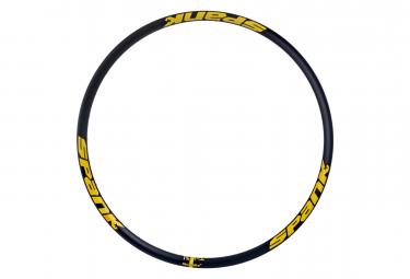 Spank Spike Race Rim 28 27.5 '' Black / Yellow
