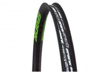 Wheel Spank Oozy Trail 345 27.5 '' Black / Green