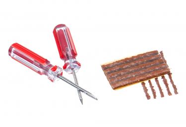 Kit de Mèches de Réparation Tubeless Neatt Outils + 10 Mèches