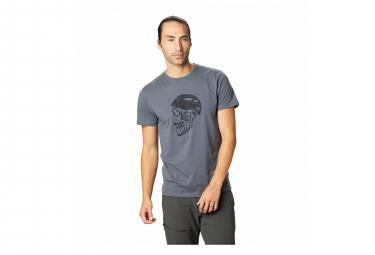 Mountain Harwear X-Ray Short Sleeve Tee Graphite Men