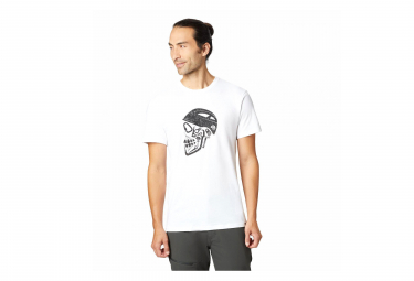 Mountain Harwear X-Ray Short Sleeve T White Men