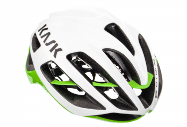 Kask Protonated Helmet - White Green