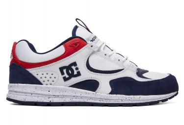 Zapato DC Shoes Kalis Lite Blanco / Rojo / Azul