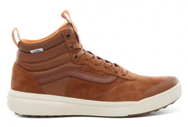 Chaussures Vans Ultrarange Hi Glazed / Marron