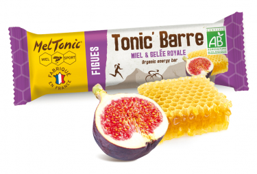 Mel Tonic   39 Honey Figs Energy Bar