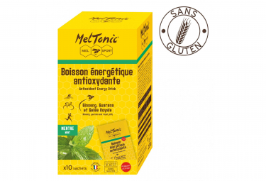 MEL TONIC' Antioxydant Energy Drink Flavour Lemon