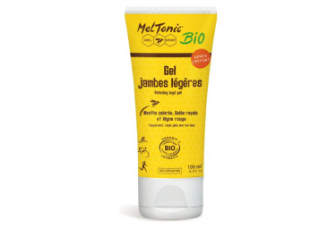 MEL TONIC' Light legs organic gel BIO