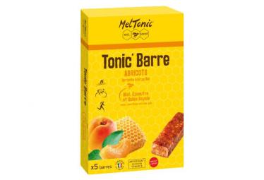 MEL TONIC 'HONEY ALMOND 5 Energys Bars