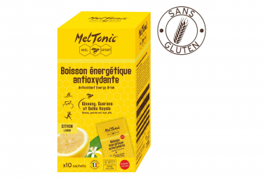 Antioxydant Energy Meltonic Drink Flavour Lemon