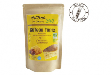 MELTONIC Cake TONIC BIO Hazelnut Honey 400g