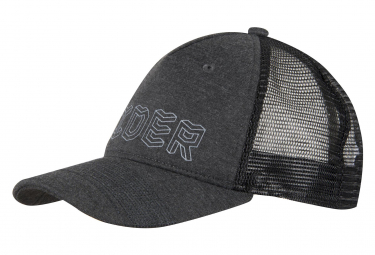 EIDER TRUCKER CAP Black