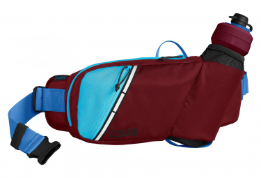 Camelbak Podium Flow Belt Burgundy / Blue