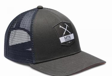 Mountain Hardwear Grail Trucker Hat Black