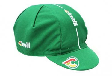 Cinelli Cap Supercorsa Verde / Green