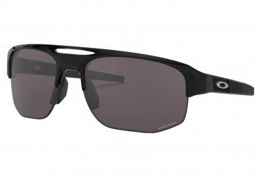 Oakley Sunglasses Mercenary Prizm Grey / Polished Black / Ref. OO9424-0170
