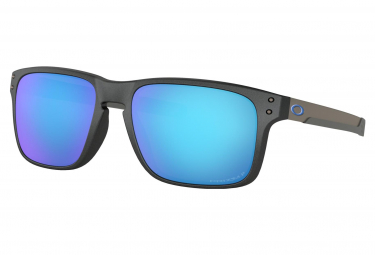 Lunettes Oakley Holbrook Mix Steel / Prizm Sapphire Polarized / Ref. OO9384-1057