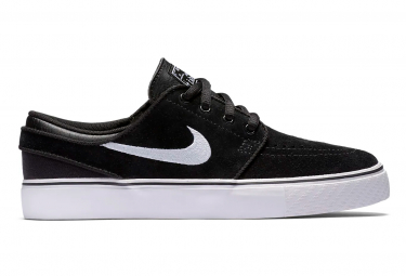 Nike SB Boys Shoes Stefan Janoski Black / White