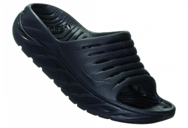 Hoka Ora Recovery Slide Black Women