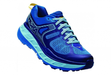 Hoka Trail Shoes Stinson Atr 5 Blue Women