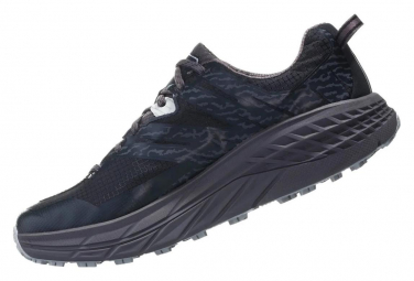Chaussures de Trail Hoka One One Speedgoat 3 WP Gris / Gris