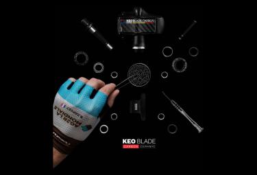 Pair of P dales Keo Blade Carbon Ceramic Look