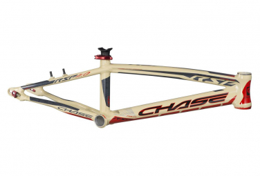 Chase BMX Race Frame RSP 4.0 Sand / Red 2019