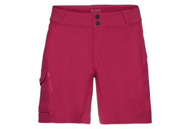 Shorts Vaude Tremalzini Rouge