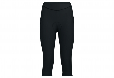 Vaude Advanced III 3/4 Tight Black